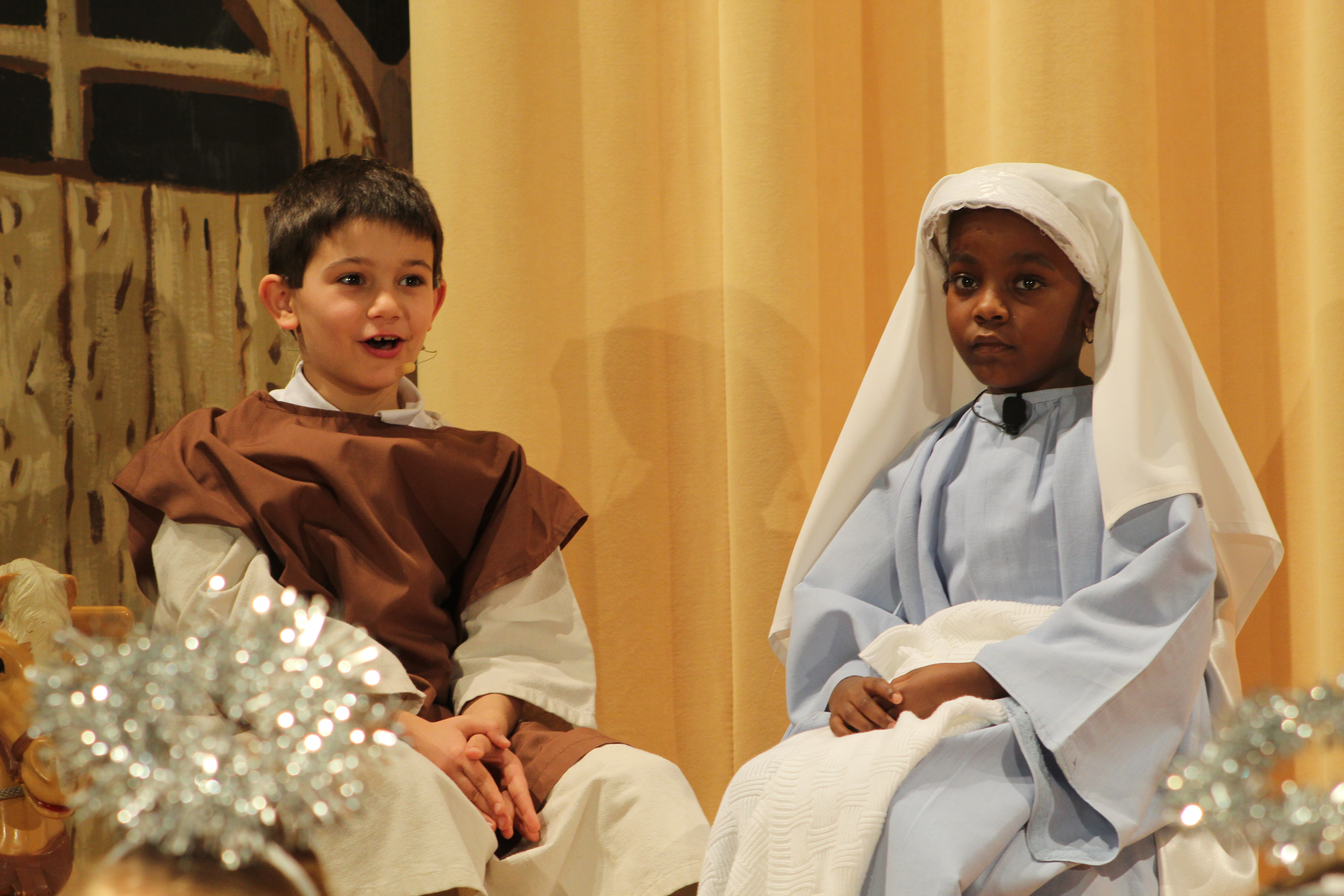 "First Grade Presents ""A Great Day in Bethlehem"""