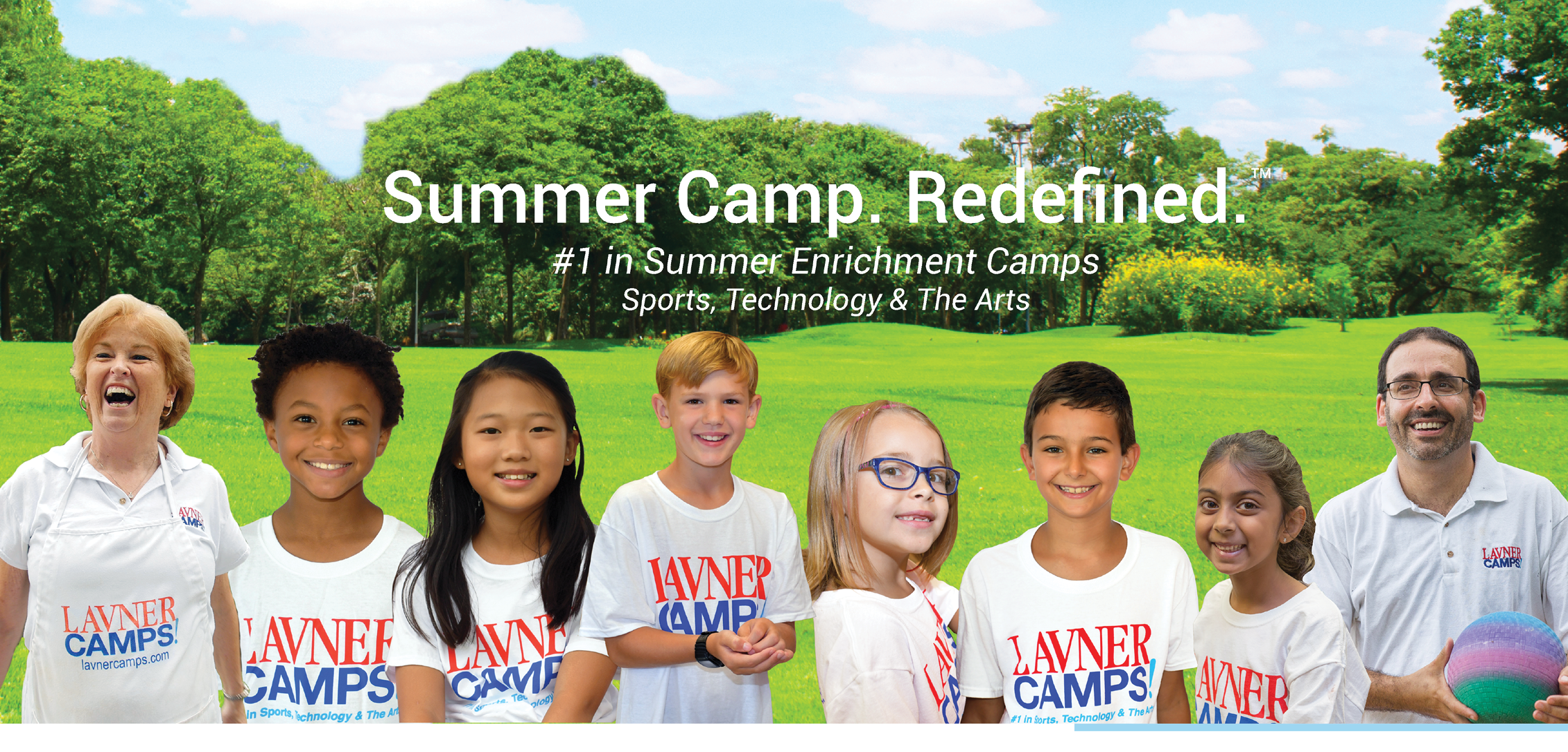 GMA Hosts Lavner Camps! 35+ Camps in Sports, Technology & The Arts for Ages 6-15